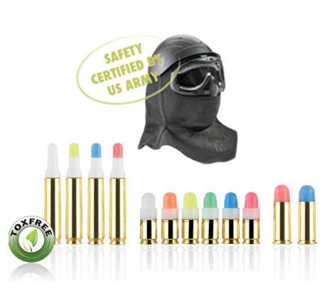 Simunitions Amunition & Safety Gear