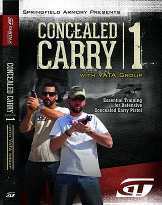 Concealed Carry 1 DVD
